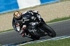 Superbike - Sykes und Baz testen in Jerez
