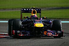 Formel 1 - Webber holt Pole Position in Abu Dhabi