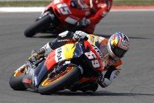 MotoGP - Ein verkürzter Testtag in Mugello