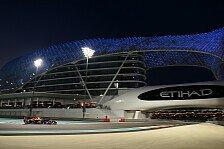 Formel 1 - Abu Dhabi: Vertrag vorzeitig verlängert