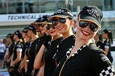 Formel 1 - Bilder: Abu Dhabi GP - Girls
