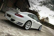 Auto - Bilder: Porsche 997 Turbo S Tuning