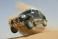 Dakar - X-raid: Mit zwölf Autos zur Dakar