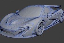Games - Bilder: McLaren P1 in Forza 5