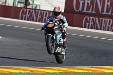 MotoGP - Petrucci top: Ein Traum wurde wahr!