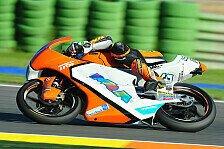 Moto3 - Rabenschwarzer Tag für Finsterbusch