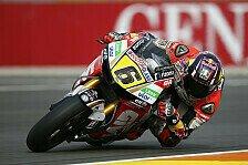 MotoGP - Bradl nach P8 enttäuscht