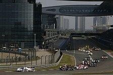 WEC - Bilder: Shanghai - Samstag