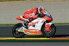 Moto2 - Terol siegt in Valencia