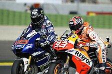MotoGP - Honda gegen Yamaha