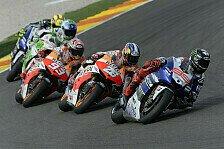 MotoGP - Neu: Live-Ticker für jedes MotoGP-Rennen 2014