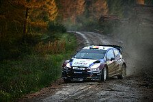 WRC - M-Sport: Probleme am ersten Tag