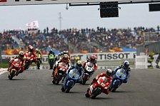 MotoGP - Zu hohe Streckenmiete