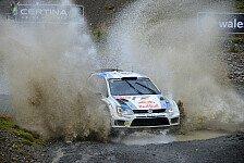 WRC - VW vor Großbritannien: Aus Duell wird Dreikampf