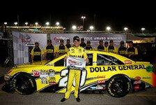 NASCAR - Kenseth holt Pole Position beim Finale