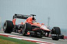 Formel 1 - Bianchi: Caterham locker hinter uns gehalten