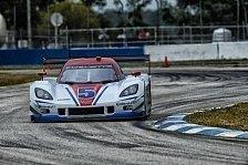 USCC - USCC-Tests: Daytona-Prototypen heben ab
