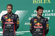 Formel 1 - Vettel: Keine Angst vor Webber-Buch