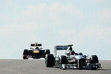Formel 1 - Horner: Von Mercedes zweimal überrundet?