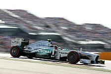 Formel 1 - Saisonbilanz 2013: Mercedes