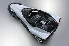 Auto - Neue Nissan-Studie: Der Bladeglider