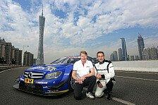 DTM - Petrovs Vorgänger: F1-Stars in der DTM