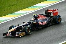 Formel 1 - Kvyat: 2014 Chance für mittlere Teams