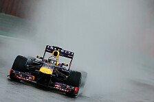 Formel 1 - Vettel schnappt sich letzte Saison-Pole