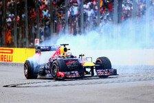 Formel 1 - Red-Bull-Jubiläum: Der 200. Grand Prix