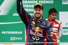 Formel 1 - Vettel im Tunnel, Alonso im Labyrinth