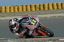 Moto2 - Cortese beendete Tests vorzeitig