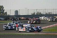 WEC - Bahrain: Die Starterliste zum Rennen