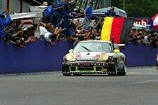 Blancpain GT Serien - Rückspiel: Freisingers Überraschungssieg in Spa