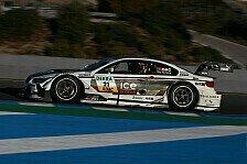 DTM - BMW absolviert umfangreiches Testprogramm
