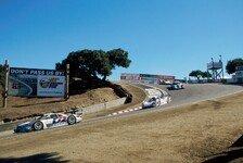 Formel 1 - Laguna Seca & Co.: Wo die F1 fahren sollte