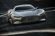 Games - Bilder: Mercedes-Benz AMG Vision Gran Turismo