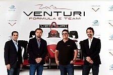 Formel E - Leonardo DiCaprio gründet Formel-E-Team