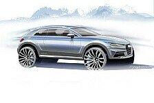 Auto - Das neue Audi Showcar