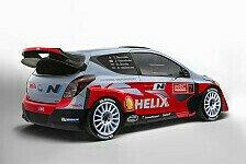 WRC - Bilder: Hyundai Präsentation