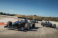 Mehr Motorsport - Motorsport-Magazin.com auf Tour: Formel BMW fahren