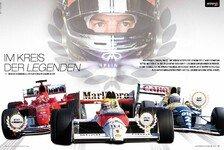 Formel 1 - Bilderserie: Motorsport-Magazin - Nr. 34