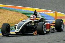 ADAC Formel Masters - Waldherr überzeugt bei Testfahrten in Spanien