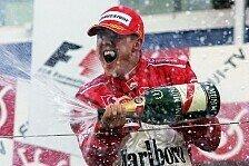 Aufnahmefeier: Michael Schumacher in Hall of Fame des deutschen Sports