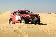 Dakar - SAM kehrt mit zwei Autos zurück