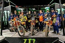 MX/SX - Video - Roczen gewinnt in Anaheim