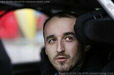 Mehr Rallyes - Robert Kubica privat