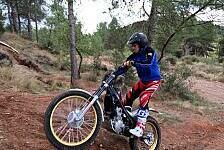 MotoGP - Bradl steht voll im Training
