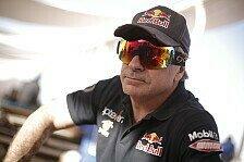 Formel 1 - Sainz: Nicht wegen des Nachnamens in der F1
