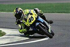 MotoGP: Valentino Rossi umrundet die Erde in WM-Läufen