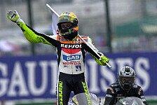MotoGP - 700 Siege: Das sind die Honda-Legenden